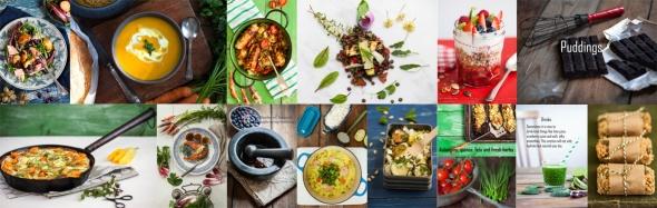 Collage for WordPress website