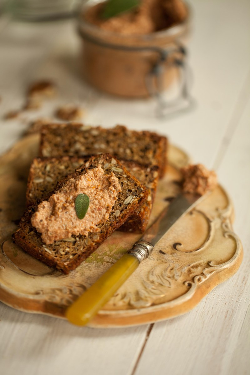 Gluten free, low FODMAP bread