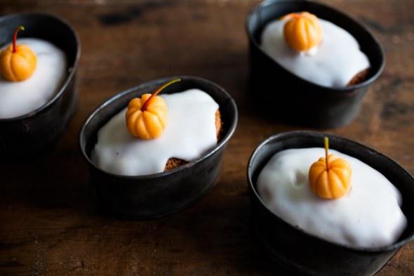 Haloween squash and almond cake-11