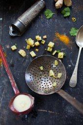 Parsnip soup-8