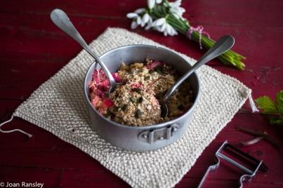 Rhubarb crumble-4