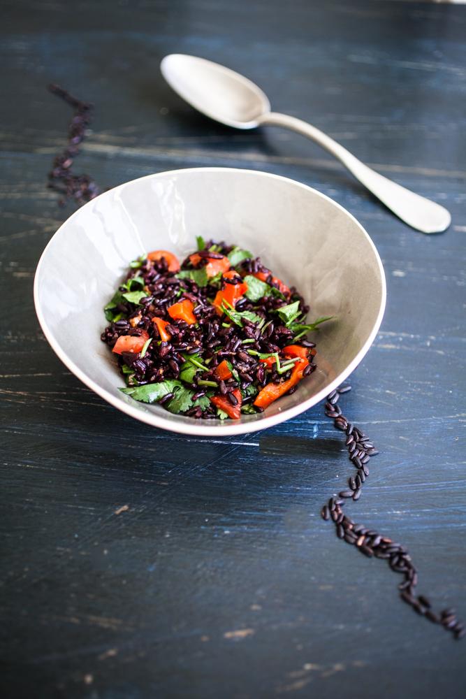 Black rice salad-2