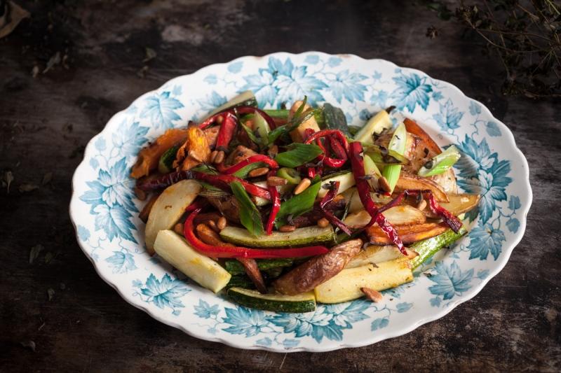Roast vegetables-2