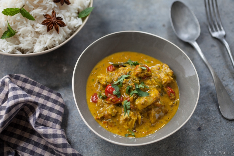 Low FODMAP curry-5