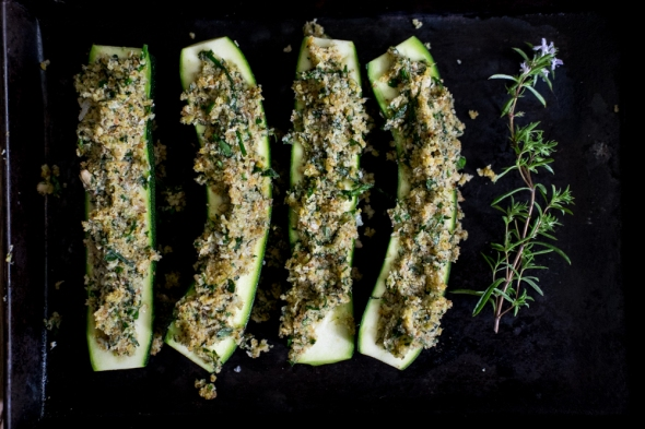 Stuffed courgettes-8